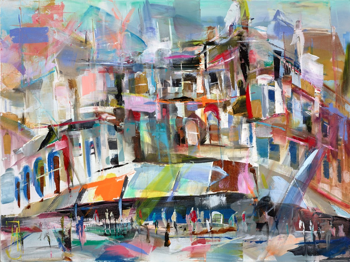 Eastern Approach by marijus jusionis -  sized 32x24 inches. Available from Whitewall Galleries